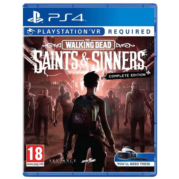 Živí mrtví: Saints & Sinners VR (Complete Edition)