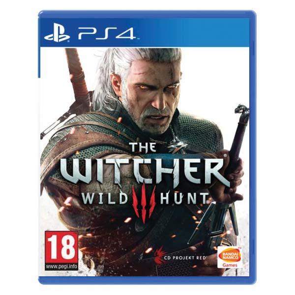 The Witcher 3: Wild Hunt [PS4] - BAZAR (použité zboží)
