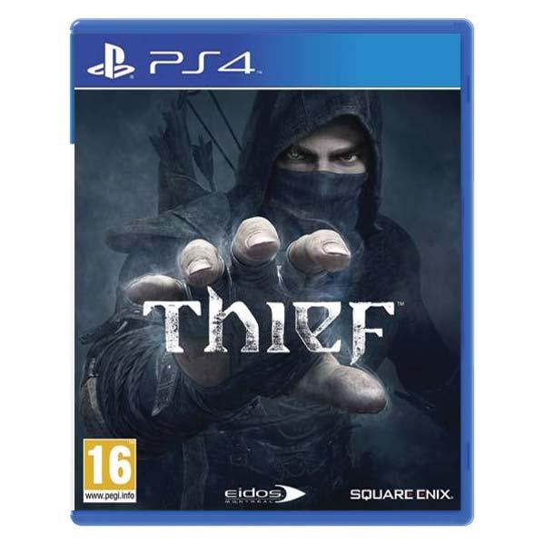 Thief[PS4]-BAZAR (použité zboží)