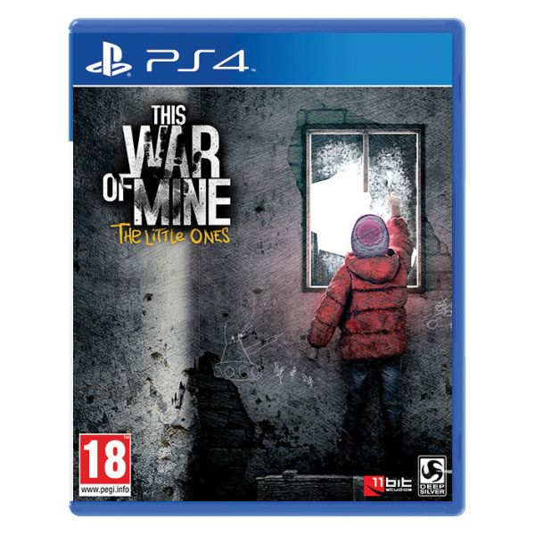This War of Mine: The Little Ones PS4