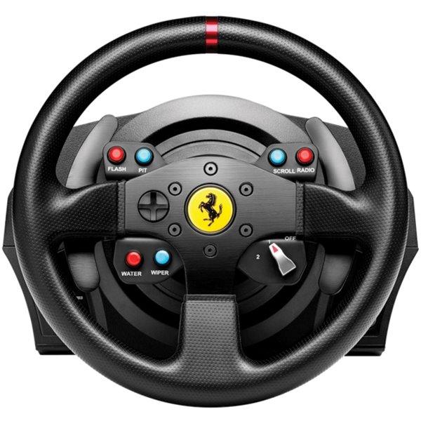 Thrustmaster T300 RS Ferrari GTE, black