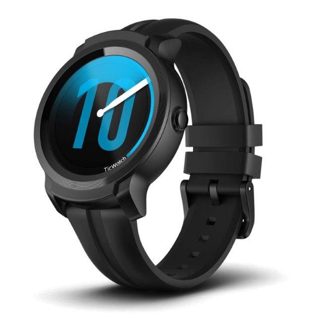 TicWatch E2, Shadow/Black-Smart hodinky