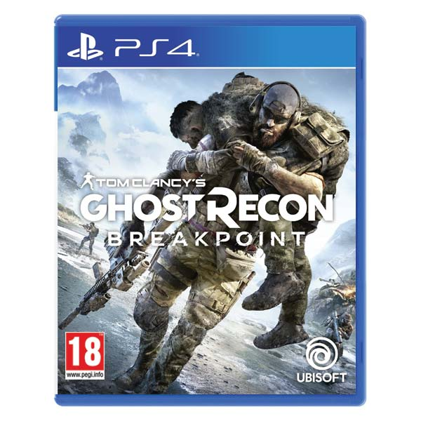 Tom Clancys Ghost Recon: Breakpoint PS4