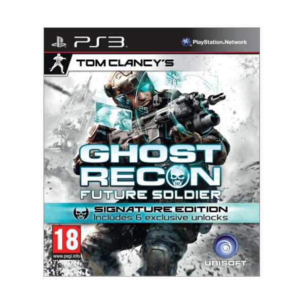 Tom Clancy 'Ghost Recon: Future Soldier (Signature Edition) PS3