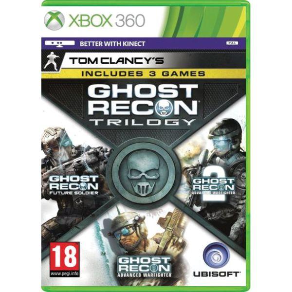 Tom Clancys Ghost Recon Trilogy XBOX 360