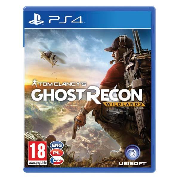 Tom Clancys Ghost Recon: Wildlands CZ[PS4]-BAZAR (použité zboží)
