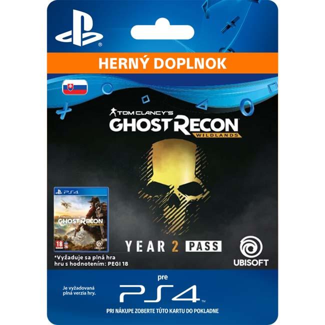 Tom Clancys Ghost Recon: Wildlands CZ (SK Year 2 Season Pass)