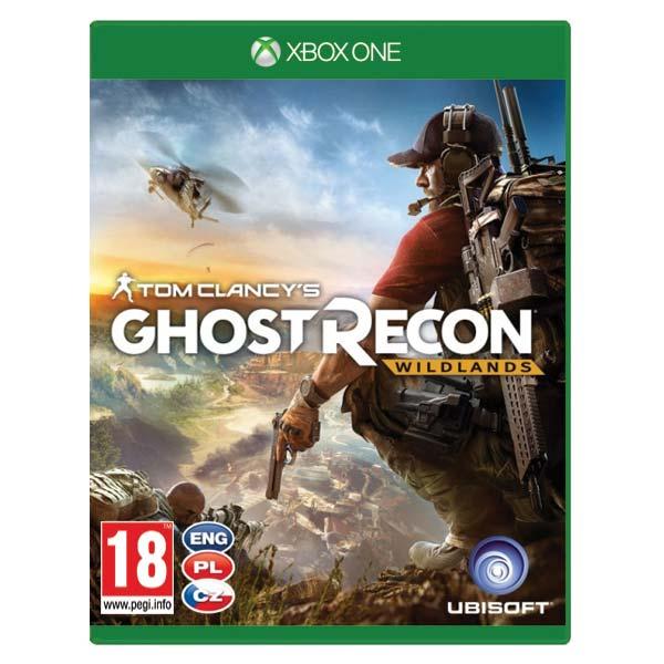 Tom Clancys Ghost Recon: Wildlands CZ[XBOX ONE]-BAZAR (použité zboží)