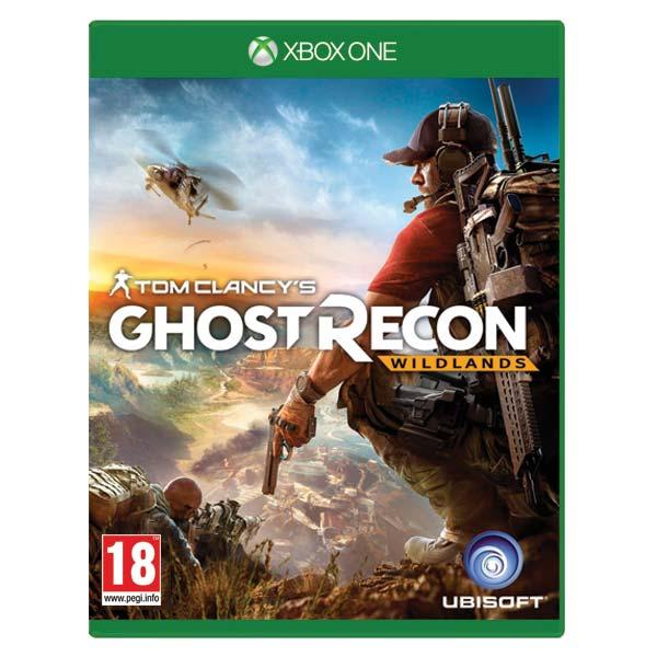 Tom Clancys Ghost Recon: Wildlands[XBOX ONE]-BAZAR (použité zboží)