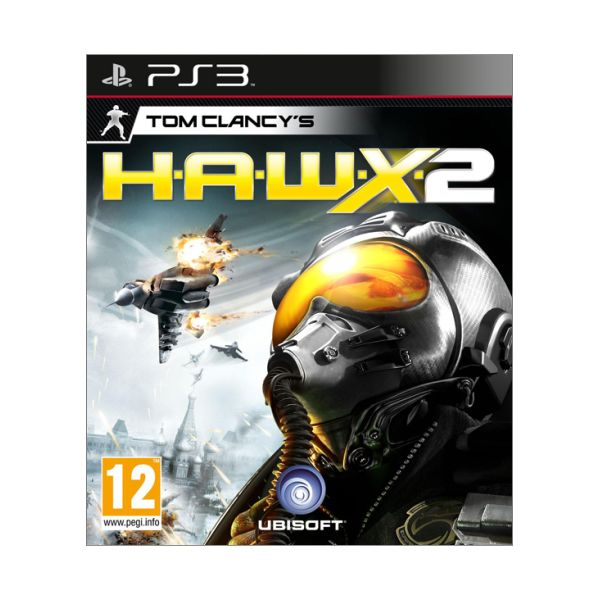 Tom Clancys H.A.W.X. 2-PS3-BAZAR (pou�it� zbo��)