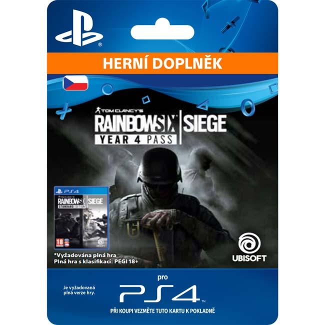Tom Clancys Rainbow Six: Siege (CZ Year 4 Season Pass)