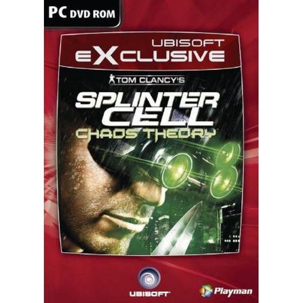 Splinter Cell 3: Chaos Theory PC