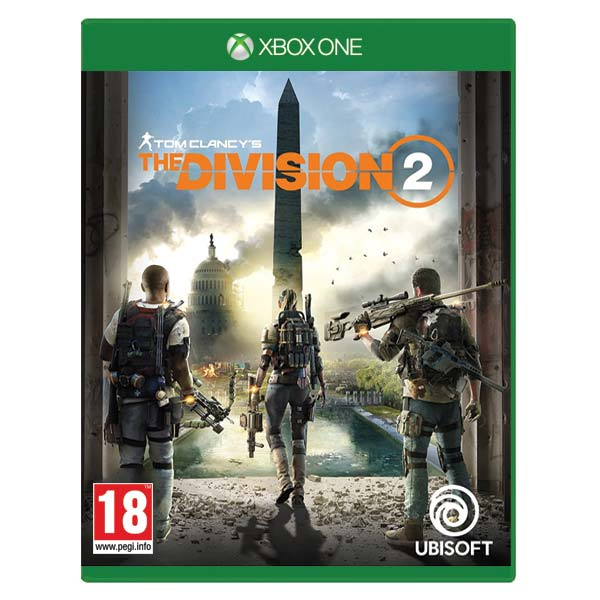 Tom Clancy 'The Division 2 CZ XBOX ONE