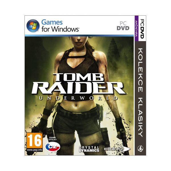 Lara Croft Tomb Raider: Underworld CZ PC