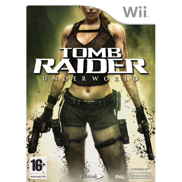 Tomb Raider 8: Underworld Wii