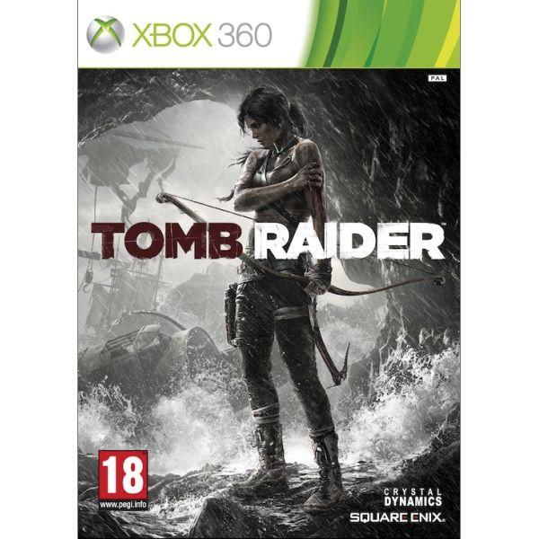 Tomb Raider-XBOX 360-BAZAR (použité zboží)