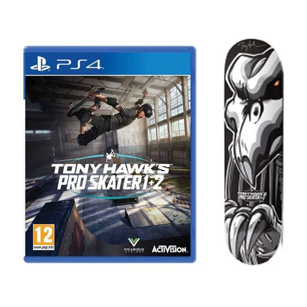 Tony Hawks Pro Skater 1 + 2 (Collector 'Edition)