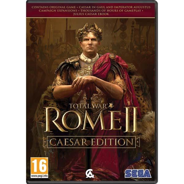 Total War: Rome 2 CZ (Caesar Edition) PC