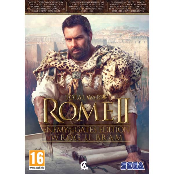 Total War: Rome 2 (Enemy at the Gates Edition) PC