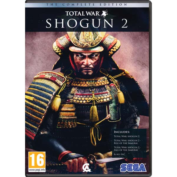 Total War: Shogun 2 (Complete Edition) PC