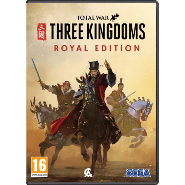 Total War: Three Kingdoms CZ (Royal Edition)