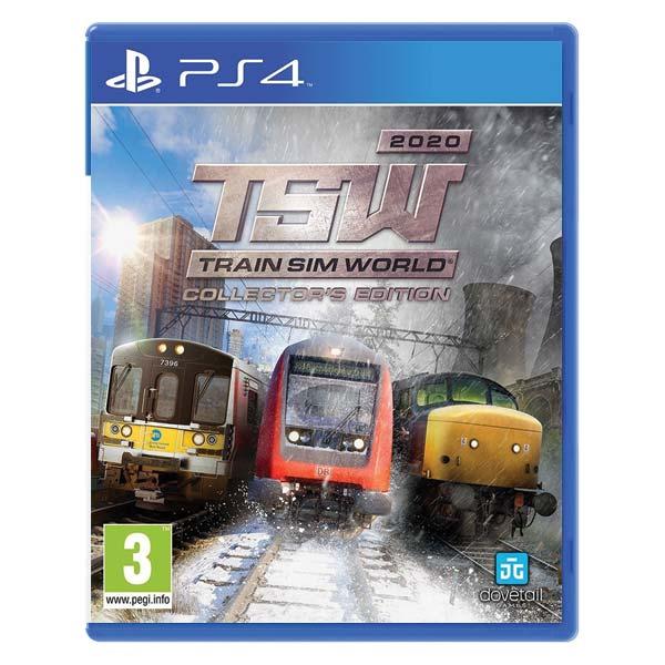 Train Sim World 2020 (Collector 'Edition) PS4