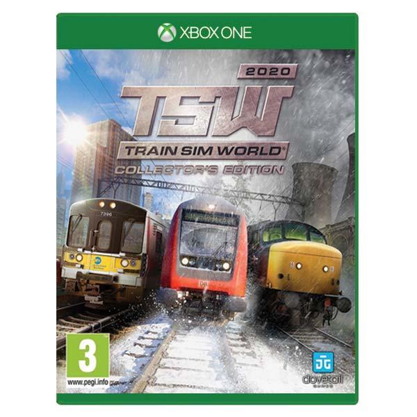 Train Sim World 2020 (Collector 'Edition) XBOX ONE