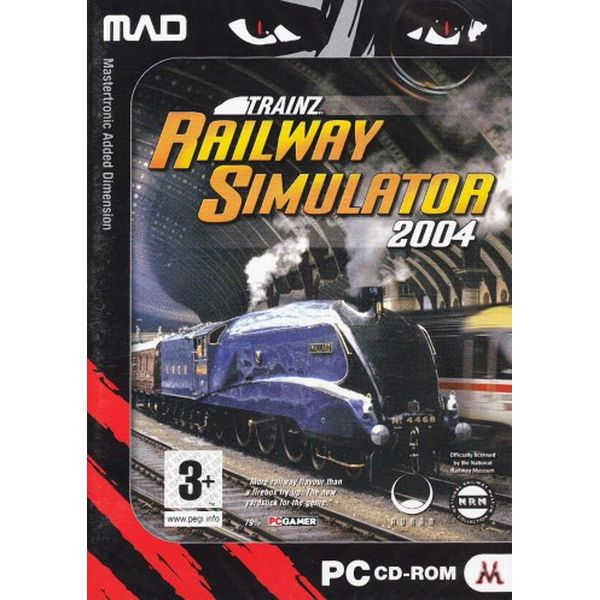 Trainz Railway Simulator 2004 PC