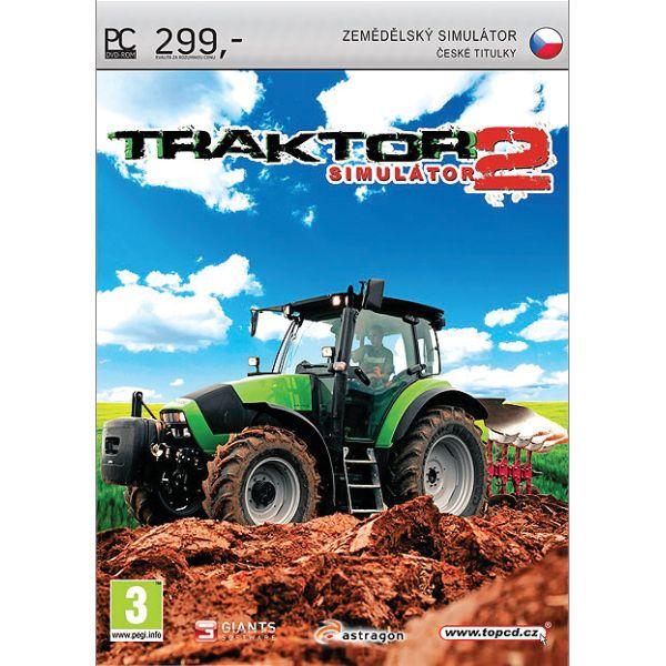 Traktor: Zetor 2 CZ