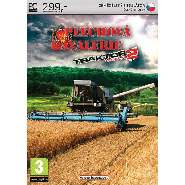 Traktor Simulátor 2: Plechová kavalérie CZ