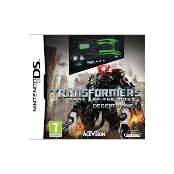 Transformers Dark of the Moon: Decepticons NDS