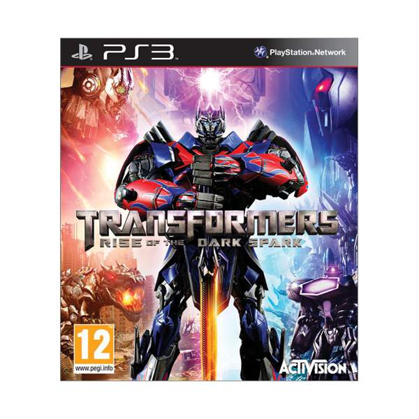Transformers: Rise of the Dark Spark PS3