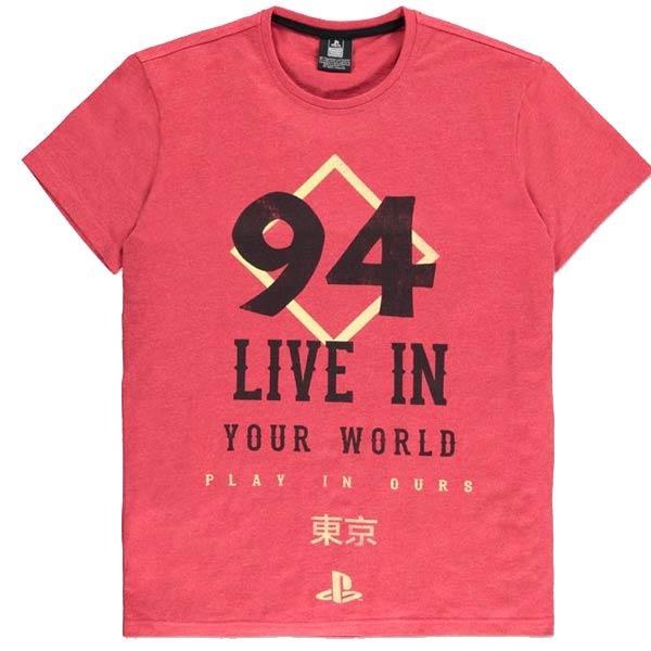 Tričko PlayStation Since 94 S