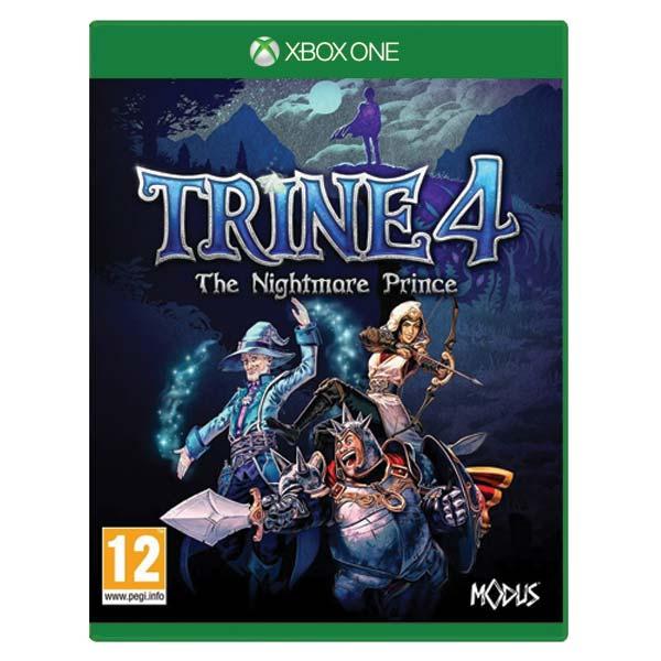 Trine 4: The Nightmare Prince XBOX ONE