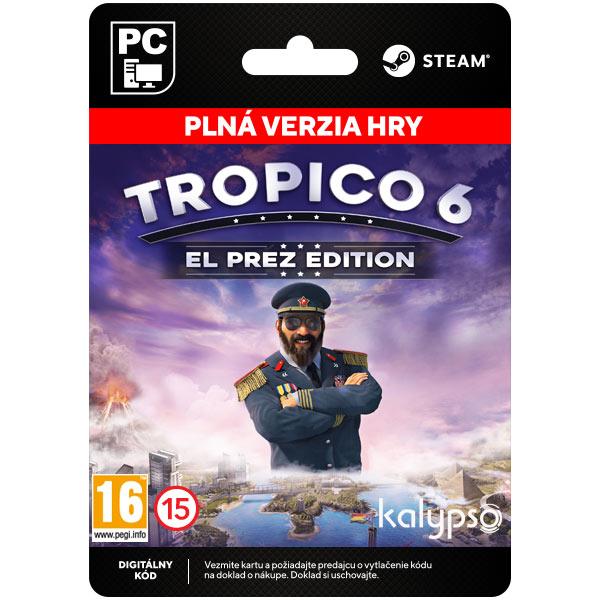 Tropico 6 (El Prez Edition)[Steam]