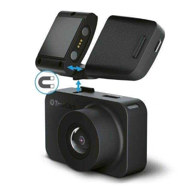 TrueCam M5 GPS WiFi-profesionální Full HD Autokamera