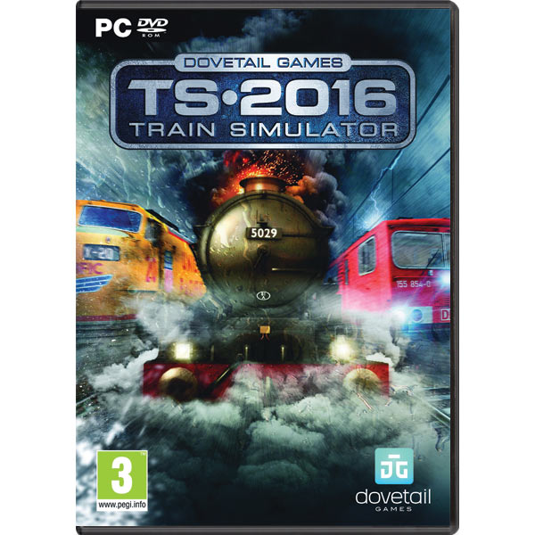 TS 2016: Train Simulator PC CD-key