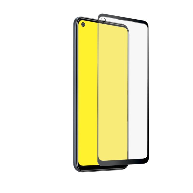 Tvrzené sklo SBS Full Cover pro Samsung Galaxy A21s-A217F, black