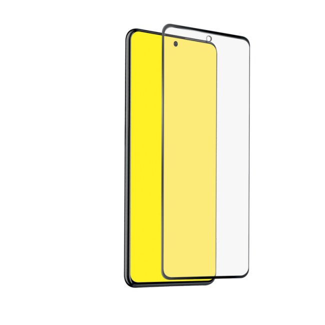 Tvrdené sklo SBS Full Cover pre Samsung Galaxy A51 - A515F, black