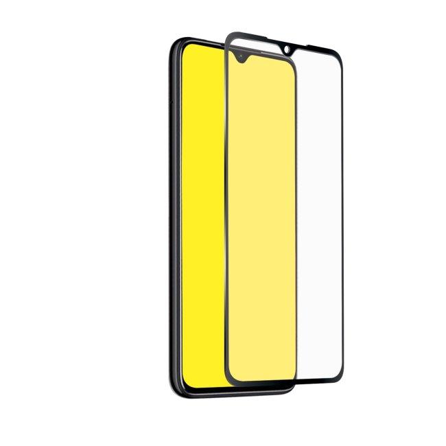 Tvrzené sklo SBS Full Cover pro Xiaomi Redmi Note 8 Pro, černé