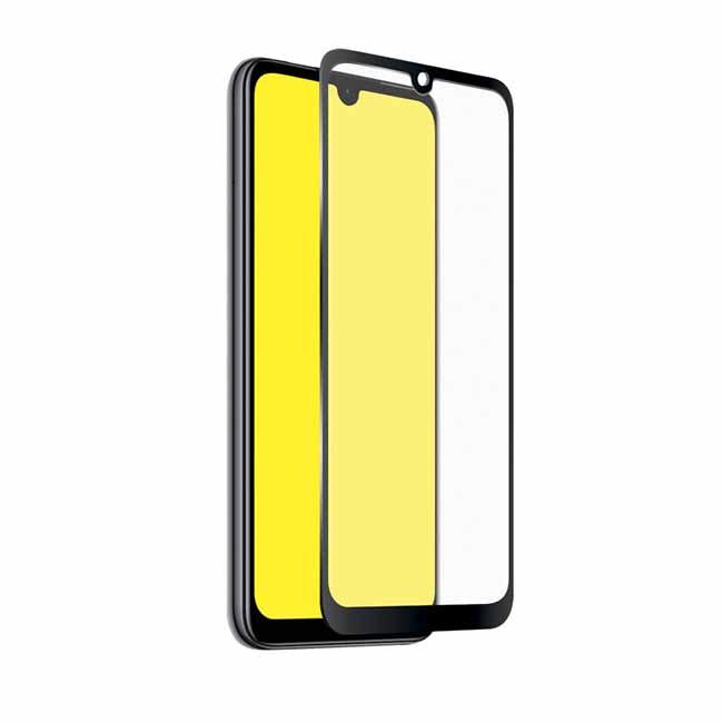 Tvrzené sklo SBS Full Cover pro Xiaomi Redmi Note 8T, black