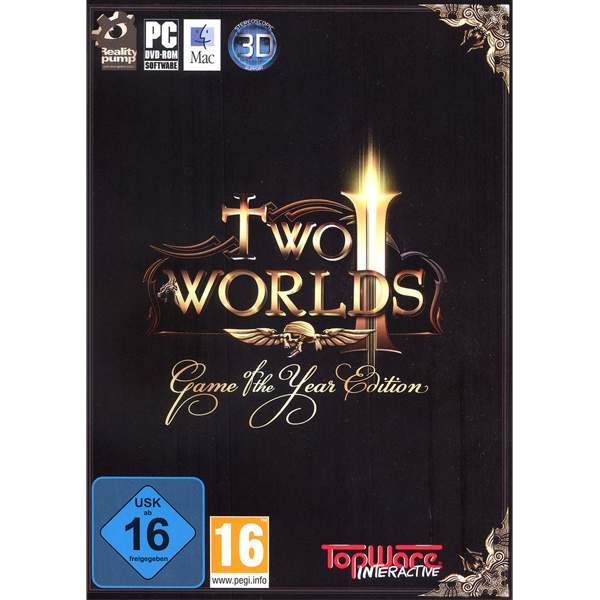 Two Worlds 2 CZ (Velvet Game of the Year Edition) PC