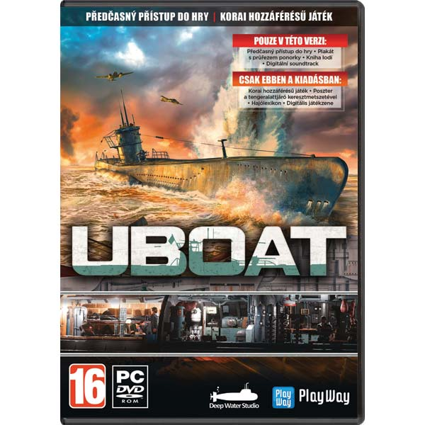 Uboat (Early Access) PC