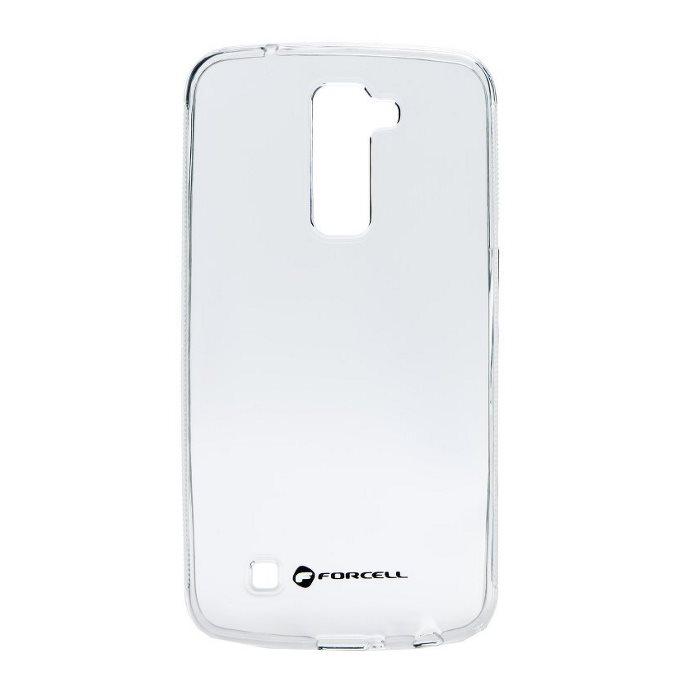 Ultra tenké pouzdro pro LG K8-K350N, Transparent