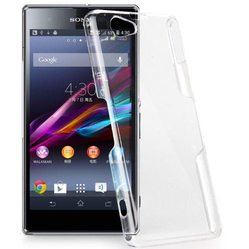 Ultra tenké pouzdro pro Sony Xperia E4g-E2003, Transparent