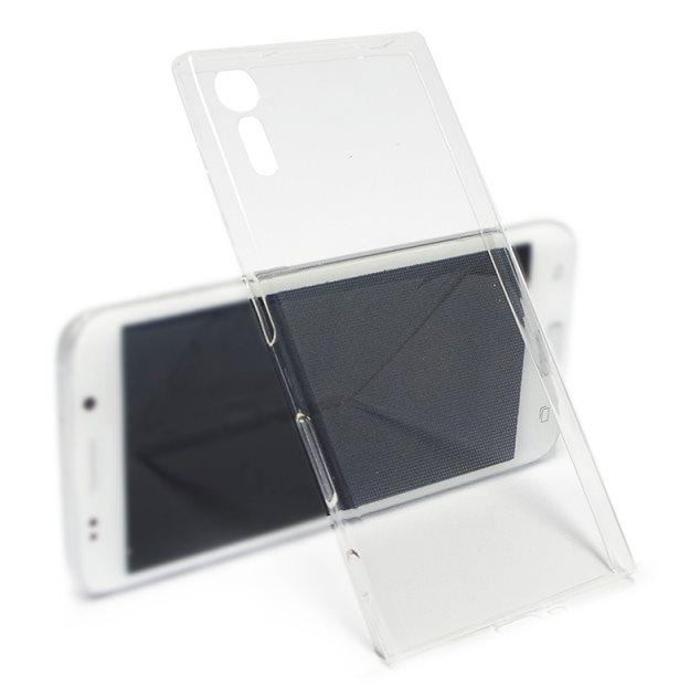 Ultra tenké pouzdro pro Sony Xperia XZ-F8331, Transparent