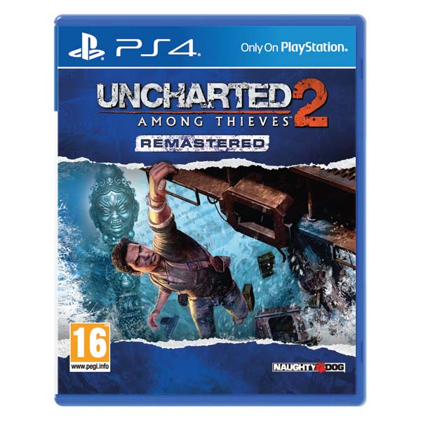Uncharted 2: Among Thieves (Remastered) PS4