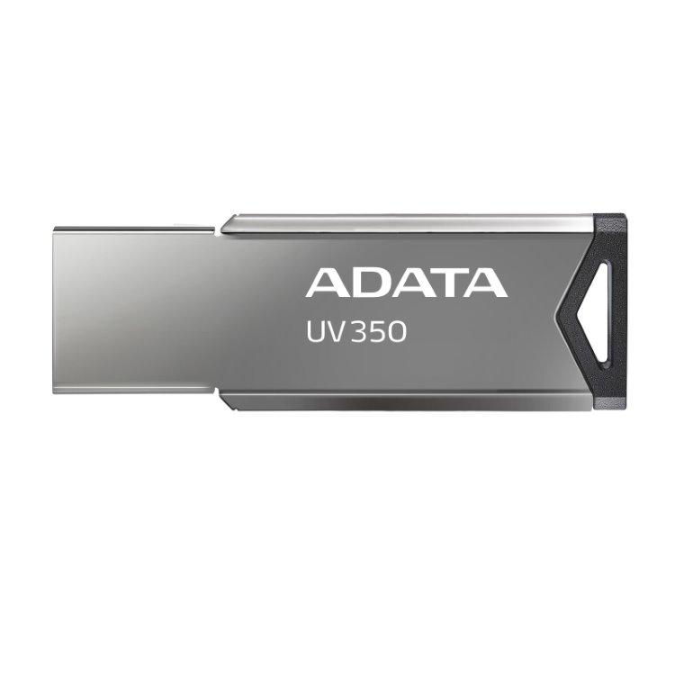 USB klíč A-DATA UV350, 64GB, USB 3.1 (AUV350-64G-RBK)