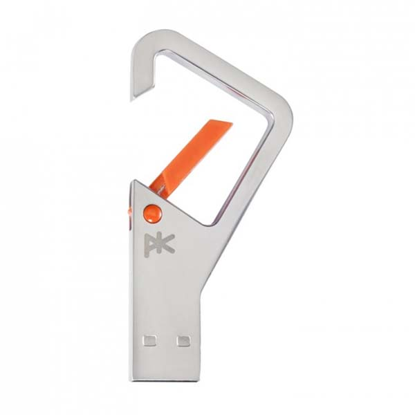 USB klíč PKparis K'lip, 32 GB, USB 3.0-rychlost čtení až 120 MB/s