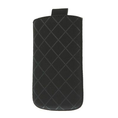 Valenta Pocket Neo Diamonds Black, do velikosti 136.6 x 70.6 x 8.6 mm (Samsung Galaxy SIII, BlackBerry Z10)